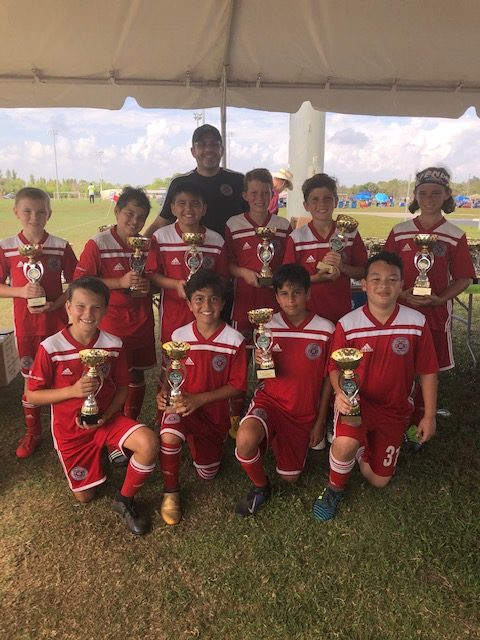 Winning Teams: Fall Season & Tournament 2018/19 - Southwest Florida